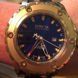 Invicta Reserve Sub Aqua Specialty watch